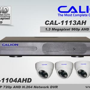 Paket analog 4 Camera AHD