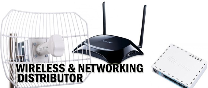 Wireless & Networking Distributor