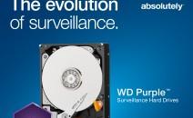 WD Purple NV Andalkan Kapasitas Besar Untuk Dukung Video Surveillance