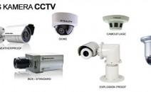 Mengenal Jenis-Jenis dan Bentuk Kamera CCTV