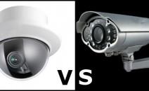 Tips Memilih Antara CCTV Dome Atau Bullet