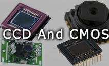 Perbedaan Sensor CMOS dengan Sensor CCD Pada Kamera CCTV
